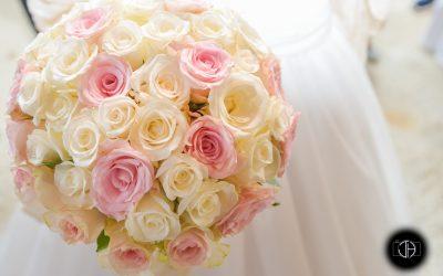 Le bouquet de la mariée, mariage Toulouse