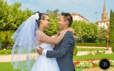 Photo de mariage - Parc de Muret
