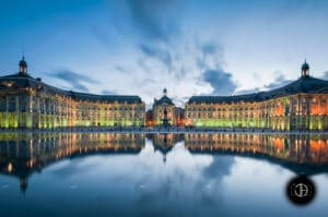 Bordeaux - Place de la Bourse