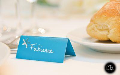Décoration table mariage thème océan