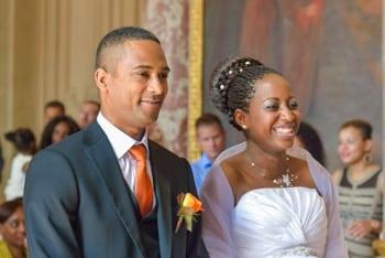 Zeinabou et Yves