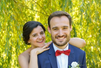 Laetitia et Pierre