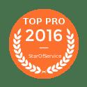 Label Top Pro 2016 sur StarOfService