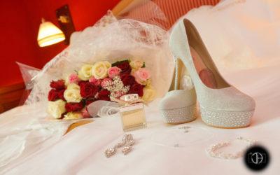 Photographe mariage Midi Pyrénées, accessoires de la mariée