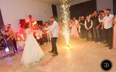 Jets de scene mariage Toulouse