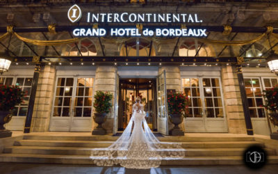 Intercontinental, Grand Hotel de Bordeaux, Photo mariage