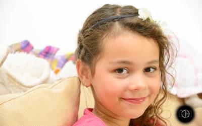 Photographe événementiel Toulouse, Portrait fille enfant