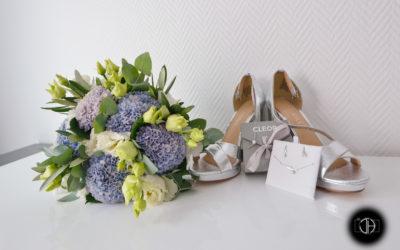 Accessoires de la mariée, Photographie mariage Occitanie