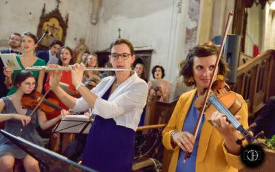 Eglise de Verfeil, Orchestre pour animation messe de mariage