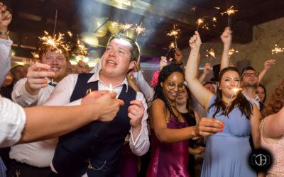 Cierges magiques, artifices soirée mariage, Photographe Toulouse