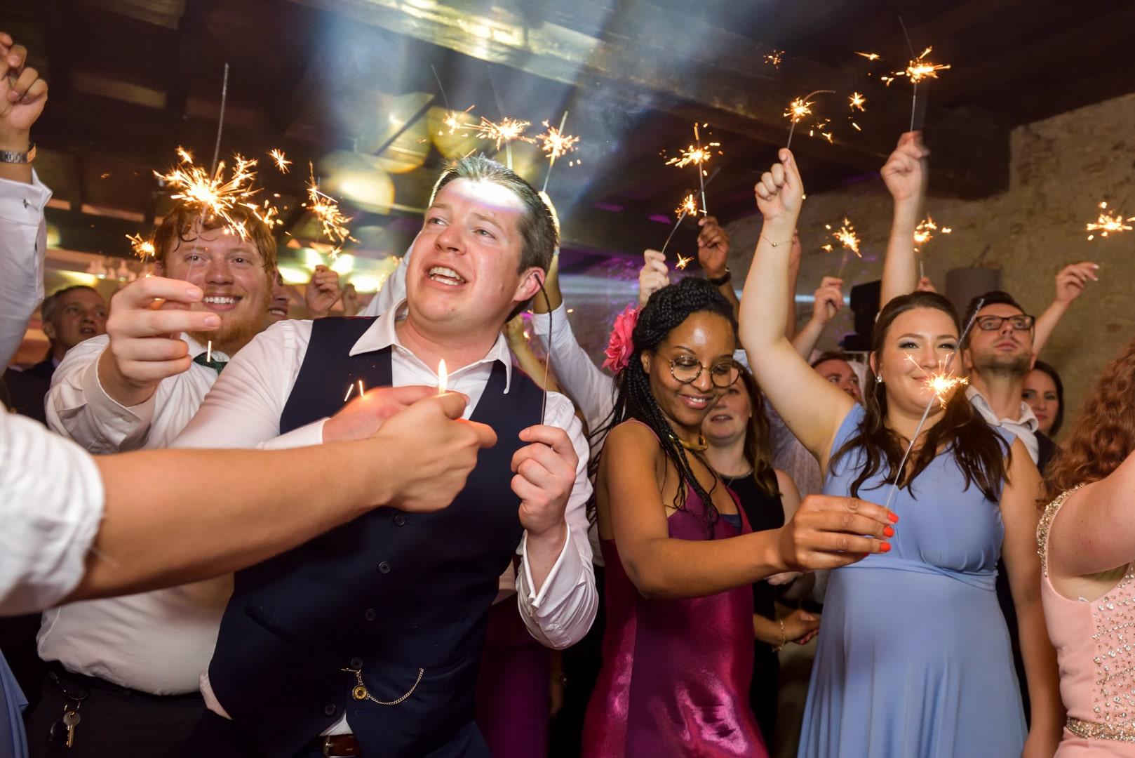 Photo fête mariage Toulouse
