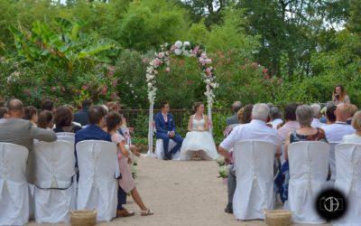 Moulin de Rudelle Muret Cérémonie laïque mariage
