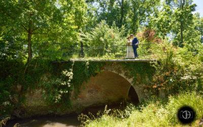 Parc du Cabirol, Colomiers, Photo de mariage