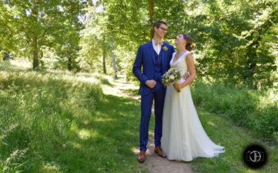 Parc à Colomiers, Photographe de mariage
