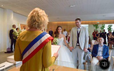 Photos Mariage mairie Blagnac