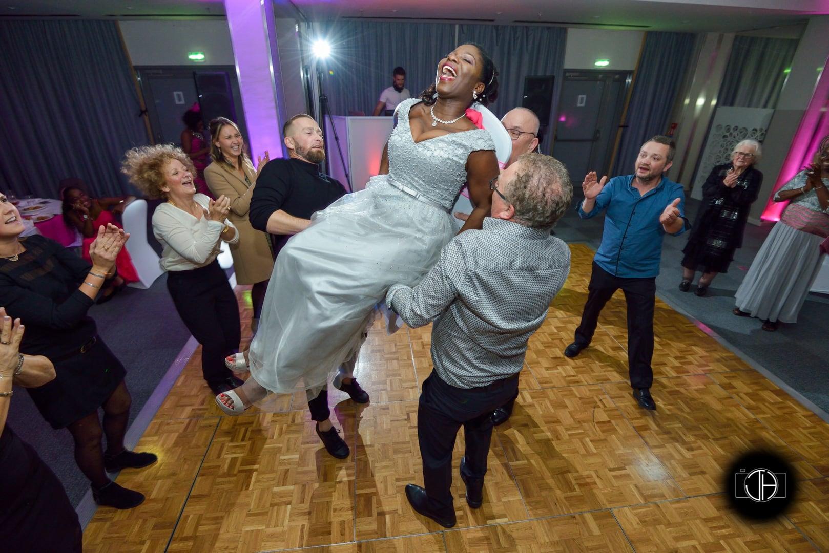 Soirée mariage Radison Blu Blagnac
