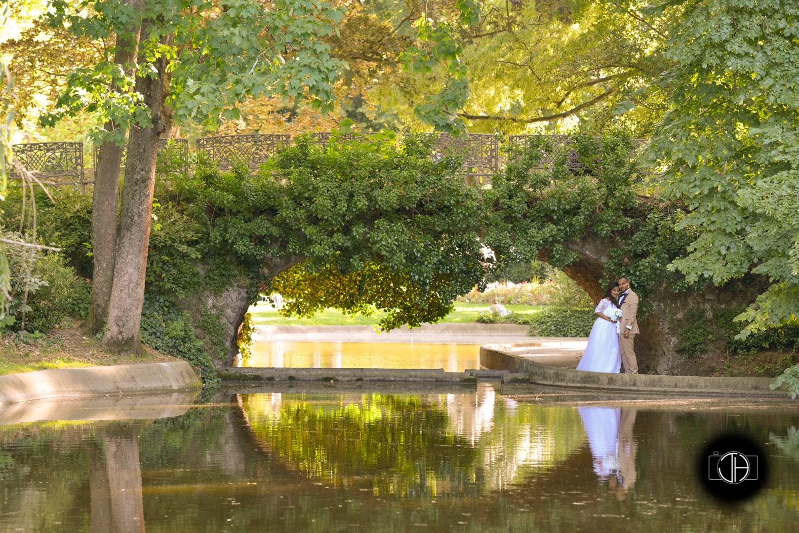 Quel Parc choisir pour des photos de mariage dans le centre ville de Toulouse ?