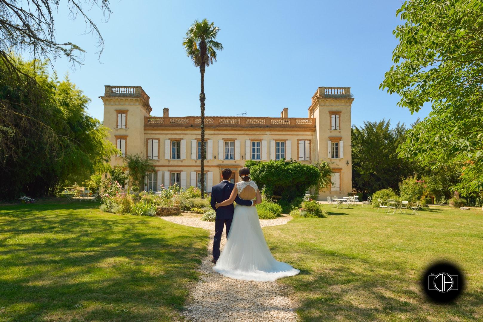 Châteaux, domaines et lieux de réception pour votre mariage autour de Toulouse #2